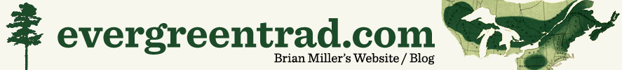 Brian Miller's Website and Blog